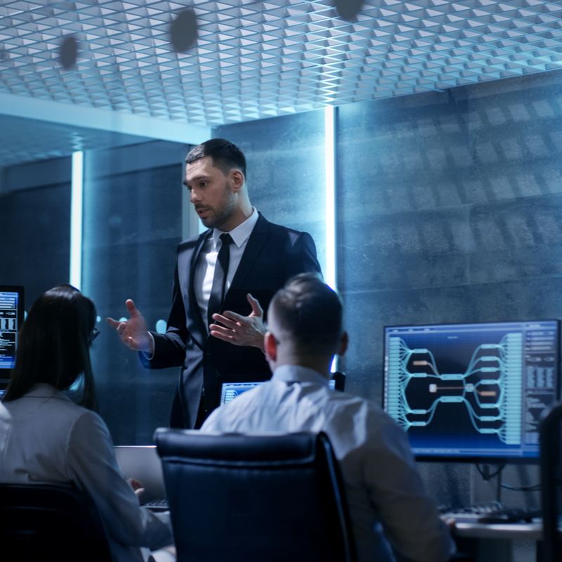 IT-Führungskraft, IT Headhunter